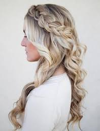 braided hairstyles with hair down half up braided hairstyles