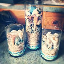 Seashell Centerpiece Ideas by 113 Best Shells Centerpiece Images On Pinterest Sea Shells