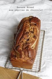 brouillon de cuisine banane bread aux pépites de chocolat de mélissa mes brouillons