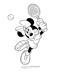mickey mouse coloring minnie mouse fred u0027s corner