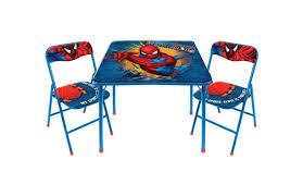 kids folding table and chairs youtube