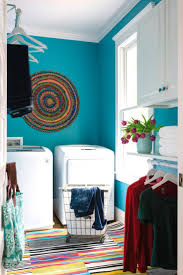 Decorating Laundry Room Walls by Best 25 Turquoise Laundry Rooms Ideas On Pinterest Laundry Room
