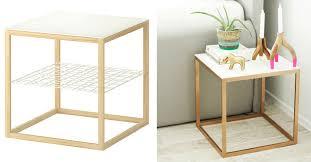 Ikea Ps 2012 Side Table The 15 Best Ikea Hacks You To Try Saatva S Sleep