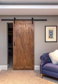 How To Build A Sliding Barn Door The Z Panel Barn Door Is A Traditional Look That Blends With Any