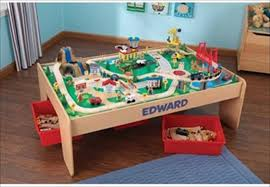 Play Table For Kids Wooden Train Table For Kids Home Design By John