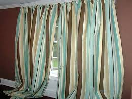 Blue And Brown Curtains Kitchen Curtains Blue Image For Black And White Kitchen