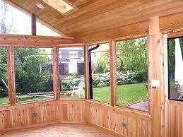 screen porch in deerfield il screened porches photo gallery