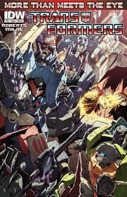 the transformers more than meets the eye 13 cybertronian