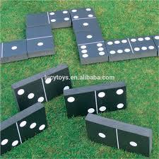 customize backyard game large size dominoes buy large size