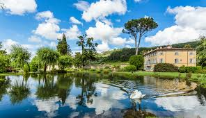 Lucca Italy Map by Villa Lenka Luxury Retreats