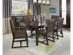 Quality Dining Room Furniture Kincaid Furniture Montreat Cornerstone Rectangular Solid Wood