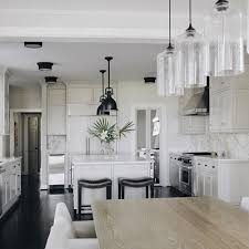 Dining Room Pendant Lighting A Ceiling Canopy Creates A Sleek Finish For This Dining Room