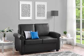 dhp furniture logan twin sleeper sofa
