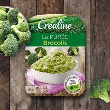 cuisiner des brocolis frais purée brocolis une purée savoureuse au rayon frais avec de bons légumes