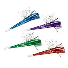 cheap new years party favors bulk supplies noise makers blowouts unique labels turn new years