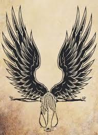 Tattoo Ideas Of Angels Small Guardian Angel Tattoo Designs Guardian Angels Tattoos