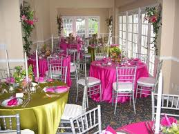Home Wedding Decoration Ideas Pink And Green Wedding Home Weddings Valentine S Day Gifts From