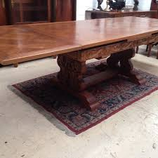 french provincial extension dining table french antiques