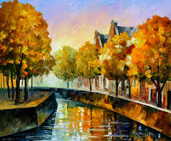 Best Paintings by Leonid Afremov Oil On Canvas Palette Knife Buy Original