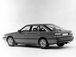 mazda 626 mk 3 hatchback specs 1988 1989 1990 1991