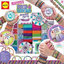 bead bracelet kit images Ultimate bead weave bracelet party kit jpeg