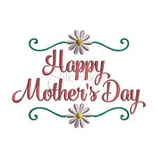 Mother S Day Designs Happy Mother U0027s Day Embroidery Design Stitchtopia