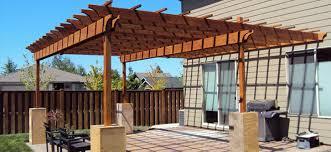 pergola covered patio outdoor goods