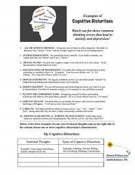 the 25 best cognitive distortions ideas on pinterest cbt