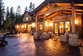 beautiful high quality custom homes in bend oregon pacific home
