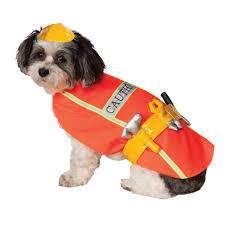 Halloween Dogs Costumes Construction Worker Halloween Dog Costume Shipping