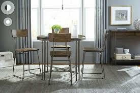 progressive furniture willow counter height dining table progressive furniture willow dining distressed finish round round