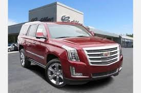 cadillac suv prices used 2017 cadillac escalade suv pricing for sale edmunds