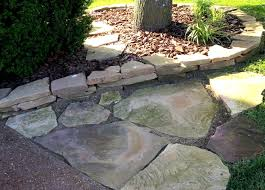 flat landscaping stones landscaping stones pictures ideas