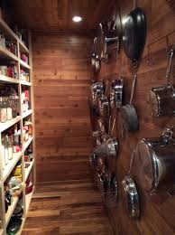 Kitchen Storage Cabinets For Pots And Pans Pantry I Like The Idea Of Hanging The Pots And Pans Barndominium
