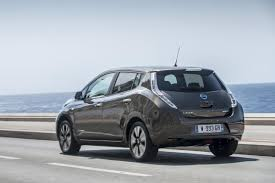 nissan leaf electric car review leaf review