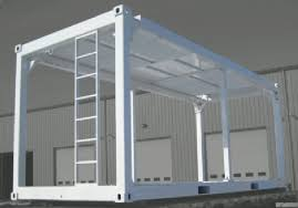 open frame shipping container housing natural building blog