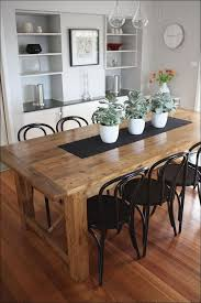 kitchen small kitchen table farmhouse extendable dining table