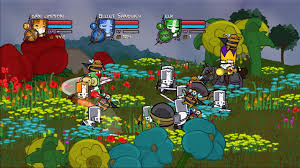 castle crashers remastered launching for xbox one this week