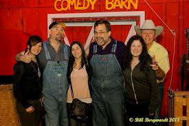 The Comedy Barn Theater Global Country