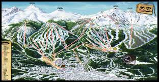 Aspen Map Breckenridge Mountain Trail Map Ski Butlers