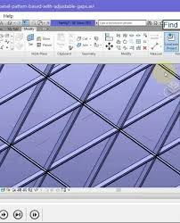 Revit Curtain Panel Create Triangular Revit Curtain Panel With Gap Joints Rv Boost