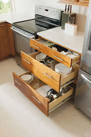 base cabinets kitchen three drawer base cabinet aristokraft cabinetry in cabinets with