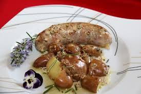 cuisiner des andouillettes recette andouillette au vin blanc sauce moutarde à l ancienne 750g