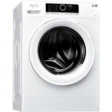 whirlpool supreme care washing machine in white fscr80410