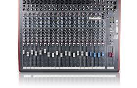Sound Desk Zed 24 Allen U0026 Heath