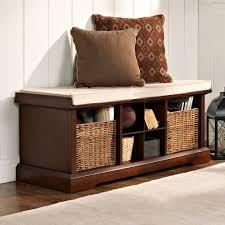 furniture brennan entryway storage bench