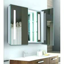 Lighted Bathroom Cabinet Lighted Bathroom Cabinet Lighted Medicine Cabinet Cabinets