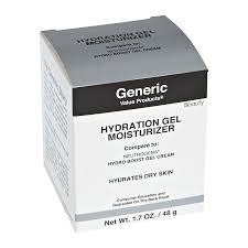 gvp advanced hydration gel moisturizer compare to neutrogena hydro