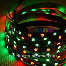 ribbon light 30leds m 60leds m ribbon light 5050 addressable 12v magic rgb led