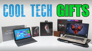 technology gifts cool tech gifts 2016 youtube